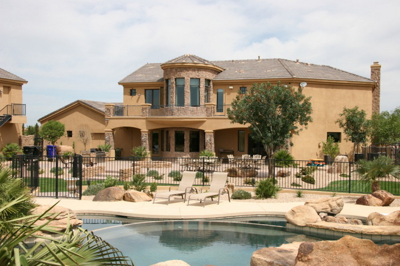A Home in Gilbert for Window Cleaning