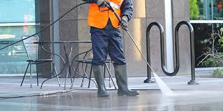 Commercial Pressure Washing - Professional Window Cleaning