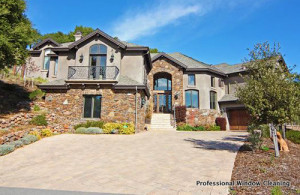A Home With Clean Windows in Castle Pines, CO