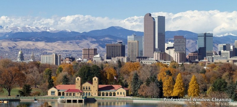 We are Wheat Ridge, CO High Rise Window Cleaning Experts