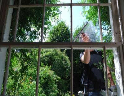 home window washing