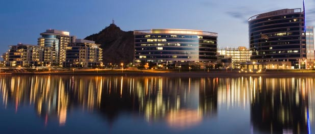 Our High Rise Window Cleaners Were In Tempe, AZ 85281