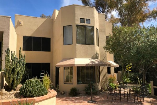 Residential Window Cleaning service in Scottsdale AZ 1