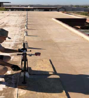 Roof Anchor Testing Verification Inspection Company Atlanta, GA