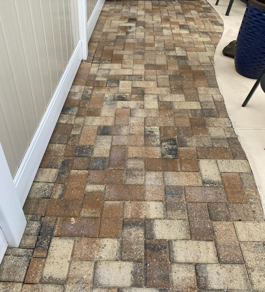 Paver Cleaning and Sealing Company in Houston TX