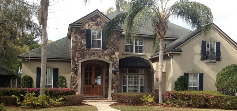 Residential Window Cleaning Jacksonville 1