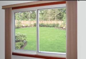 This is 2 window panes, not 1 window.
