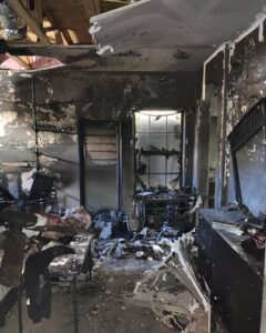 Fire Damage can completely turn your life upside down.